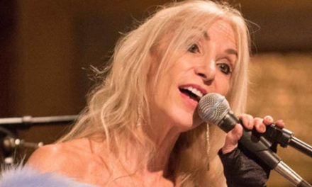 Northern California Jazz Chanteuse Valerie V Drops a CD