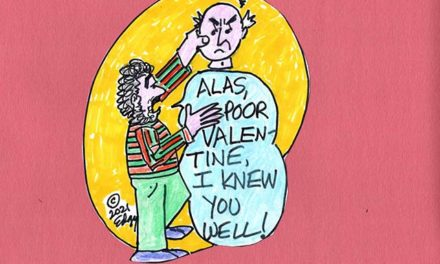 It's D-Day for V-Day: Some Last-Minute Cards