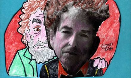 Bob Dylan Opens a New Bank Account