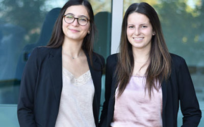 Young Women Get Business Fashion Help from Two of Their Own