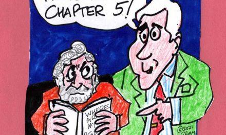 Ex-Veep's Memoir Debuts in 2023. The (sus)Pence Is Killing Me!