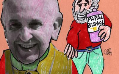 A Letter to the Pope on Having Semi-Colons