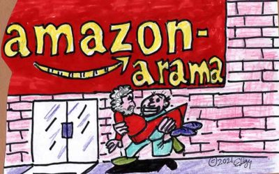 Amazon Goes All Brick-and-Mortar On Us